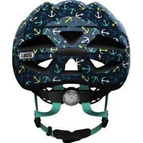 ABUS Hubble 1.1 Helmet Kinder blue anchor